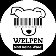Wühltischwelpen Logo