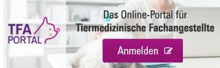 Zum Portal für Tiermedizinische Fachangestellte TFA-Portal.de
