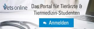 Zum Portal für Tierärzte und Tiermedizin-Studenten